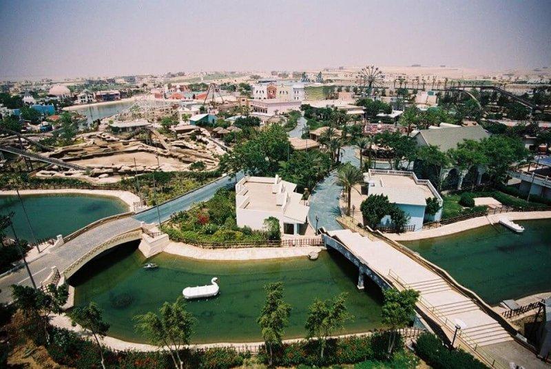 أفضل أماكن الخروجات العائلية القاهرة