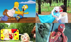 آثار أفلام الكرتون أطفالنا