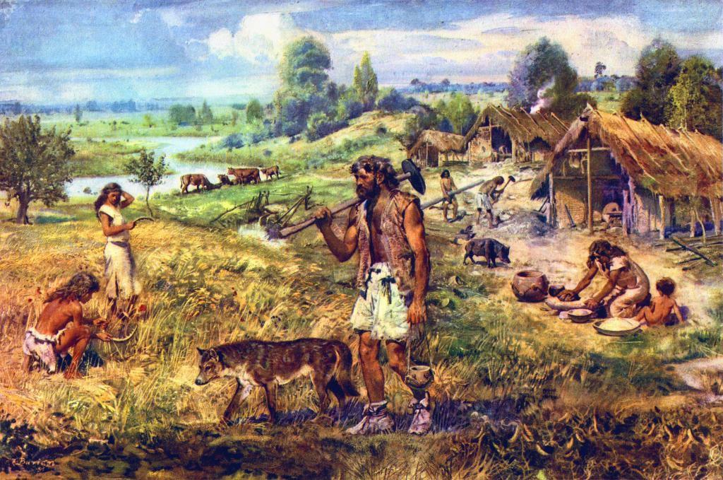 مقالة العصر الحجري