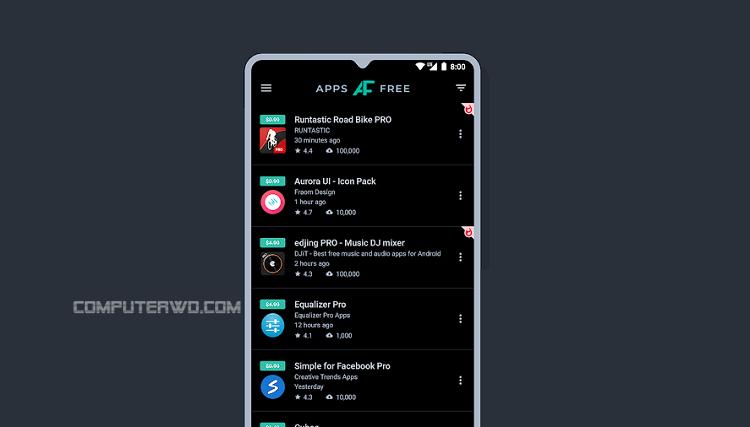 تحميل تطبيق AppsFree اندرويد