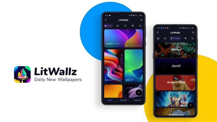 تحميل تطبيق LitWallz اندرويد