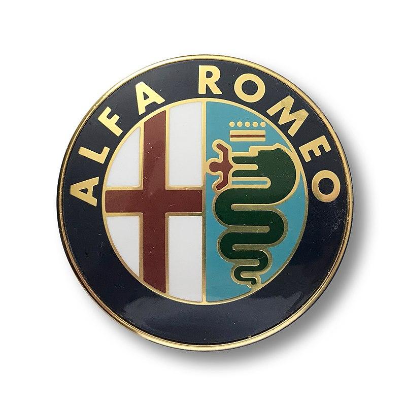 ألفا روميو شركة إيطالية لصناعة