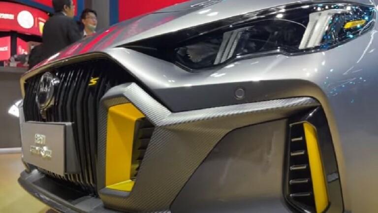 سيارة صينية أنيقة ومتطورة تغزو