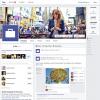 فيسبوك تعلن تصميم جديد للصفحات