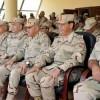 القوات المسلحة تعود مناطق تمركزها