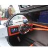 سيارة صينية كهربائية بعجلتين،نموذجا جديدا