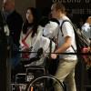 اثينا ريبوت يسافر بشركات الطيران2014,